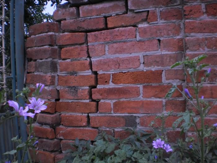 напукла ограда прекопута, мишљеновац, лето 2013. снимак иван лукић